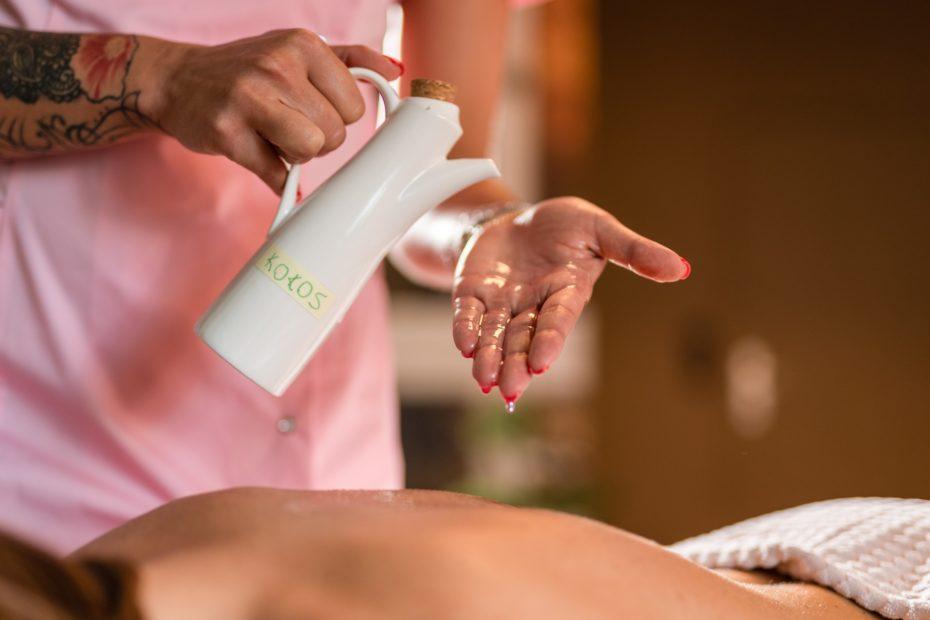 massage énergie bienfaits du massaage