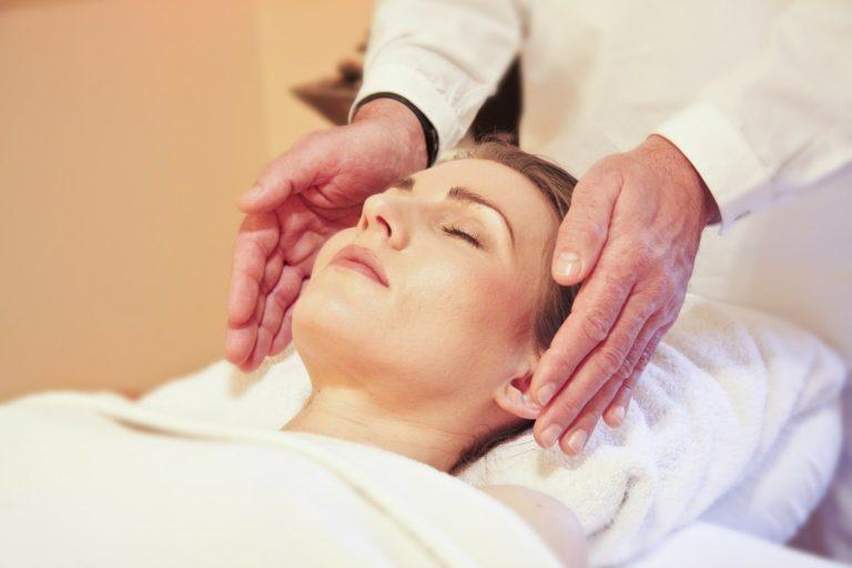 Vibration et massage