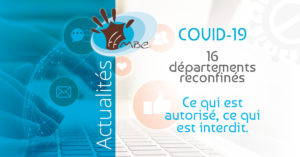 Covid19 - confinement et massage