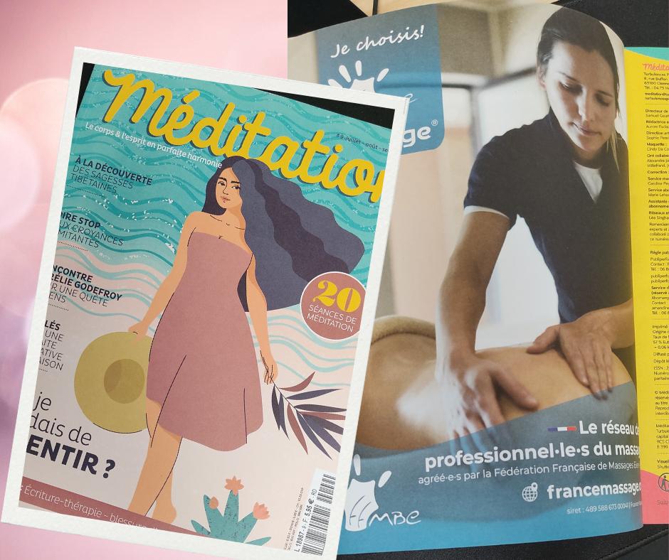 Méditation magazine - revue de presse FFMBE